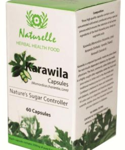 Karawila ( Bitter Gourd ) Capsules :Herbal vitamins & supplementary product