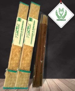 CINNAMON AND ROSMERY NATURAL INCENSE STICKS -www.myherbals.lk