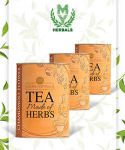 Chamomole Flower Tea-Herbal Tea- www.myherbals.lk