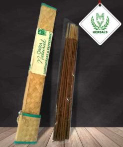 LEMONGRASS & PEPPERMINT NATURAL INSENSE STICKS-www.myherbals.lk