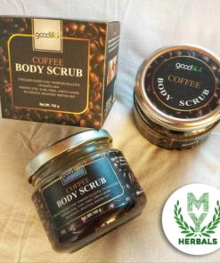 Herbal Face & Body Care-Coffee body Scrub-www.myherbals.lk