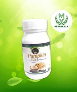 www.myherbals.lkPumpking seed Supplement-