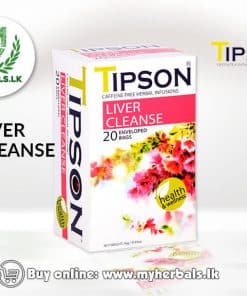 TIPSON TEA LIVER CLEANSE-www.myherbals.lk