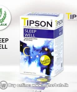 TIPSON TEA SLEEP WELL-www.myherbals.lk-