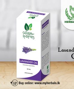 Lavander OIL-Green Hopes-www.myherbals.lk