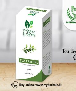 ea Tree Oil-Green Hopes-www.myherbals.lk