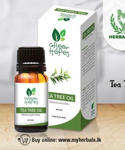 Tea Tree Oil-Green Hopes-www.myherbals.lk