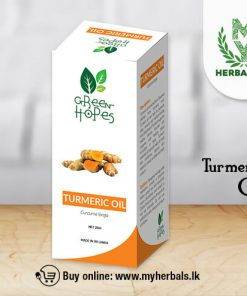 Turmeric oil -Greenhopes-www.myherbals.lk
