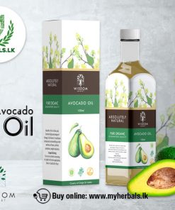 Avocado Oil -www.myherbals.lk- Essential Oil-