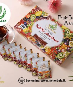 Fruit Tea Assortment-www.myherbals.lk-FRUIT TEA ASSORTMENT