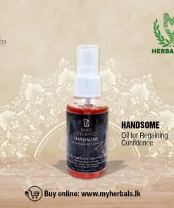 Handsome Oil-www.myherbals.lk- ayurvedic medicine for sexually long time in sri lanka