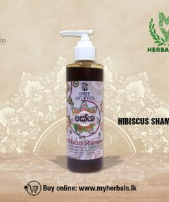 Kesha Hibiscus Shampoo-www.myherbals.lk-Kesha Herbal Shampoo, sulphate free shampoo in sri lanka, ayurvedic shampoo in sri lanka, organic shampoo in sri lanka, best herbal shampoo, myherbals, herbal, dhee ayurved