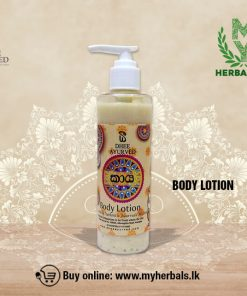 Herbal Body Lotion-www.myherbals.lk