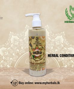Kesha Hair Conditioner -www.myherbals.lk-best hair conditioner in sri lanka
