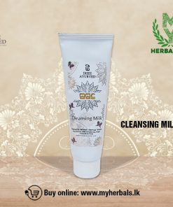 Susudu Cleansing Milk-www.myherbals.lk-cleanser in sri lanka