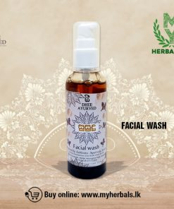 Face wash (Normal to dry skin)-www.myherbals.lk